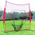 7X7 '  baseball softball practice hitting batting training net 1