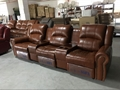 Hot sale China Home theater recliner sofa