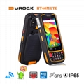 R   ed Handhelds IP65 Quad Core 4G LTE R