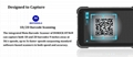 8 Inch IP67 Waterproof R   ed Windows Tablet with NFC 1D 2D Barcode Scanner 3