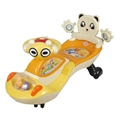 Cheap plastic happy baby kids swing car ride on toys 1