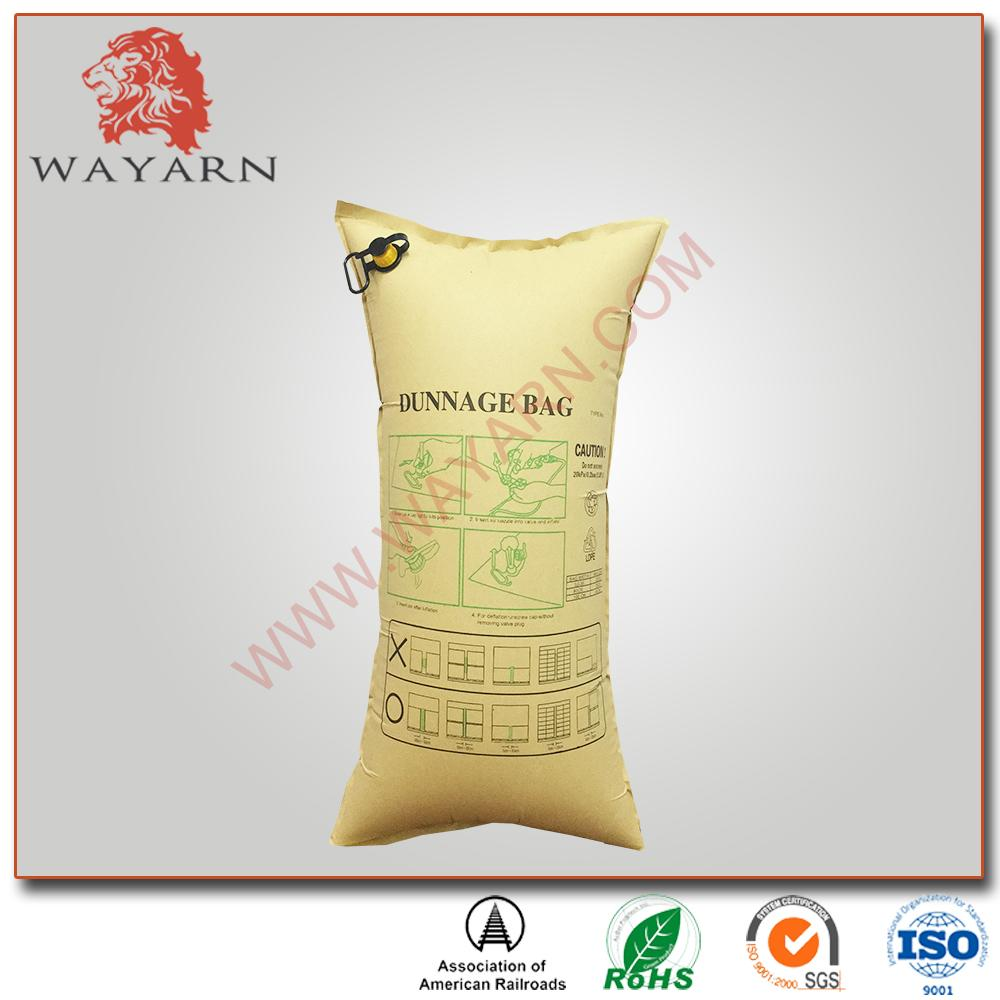 AAR Verified Transport Inflatable kraft container dunnage air bag 2