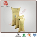 Manufacture Kraft paper inflatable air dunnage bag with SGS certification 3