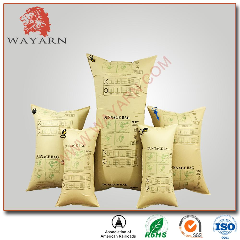 Kraft Paper Container Dunnage Air Bag with SGS Certificate 2