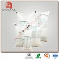 Wholesale price pp woven dunnage air bag for logistics 3