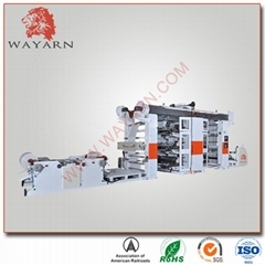 Single Host Dual Die Head Laminating Extrusion Machine