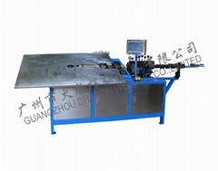 廣州市火龍牌HL-2D自動多功能鐵線折彎機