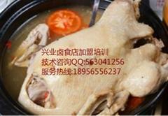 卤菜店加盟清水鹅正宗熟食秘方