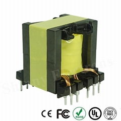 PQ3535 PQ3230 PQ20Phenolic Bobbin Ferrite Core Power High Frequency Transformer