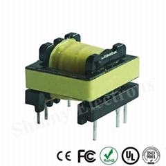 240V Ferrite Core Electronic PCB Split Core Current Transformer EE13