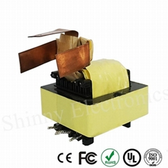 EE Type Ferrite Core High Frequency PCB Mount Transformer EE28 EE30 EE33 EE55