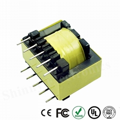 China Transformer PQ2620 Ferrite Core High Frequency Transformer