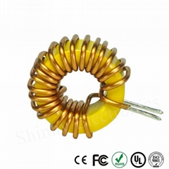 Ferrite Core Choke Copper Wire High-Current Toroid Inductor Coils