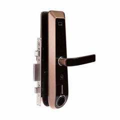 Fingerprint and RFID Card and Touchpad Digital Door Lock - I8A1FMT