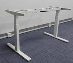 苏州颢德瑞HDR-A10电动智能升降办公桌