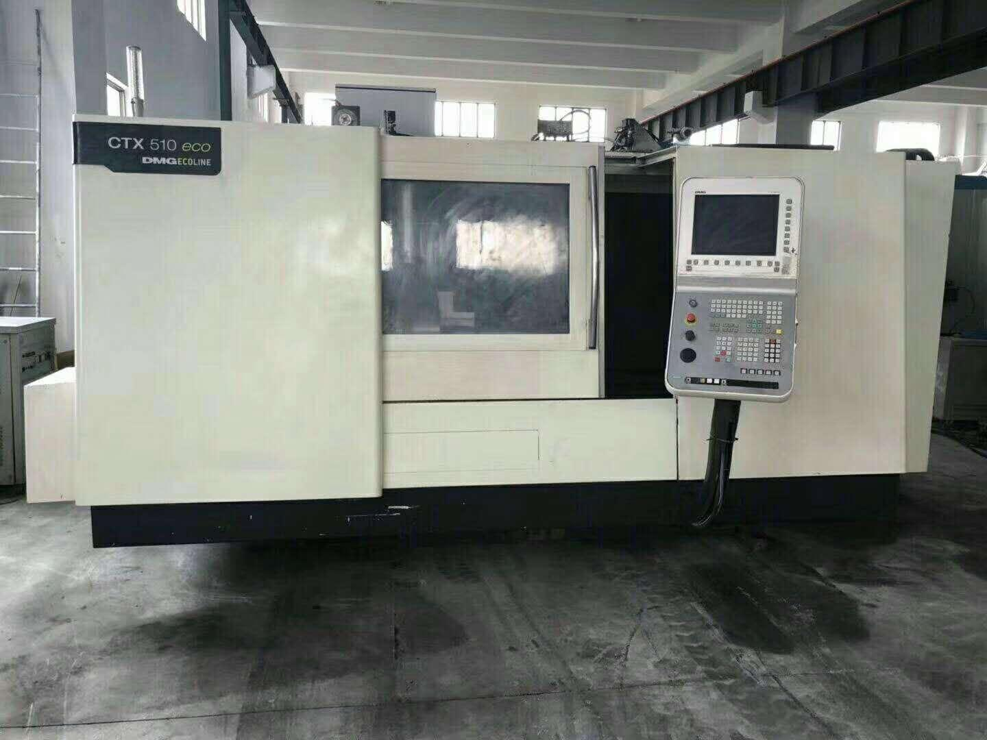Imported DMG CTX510eco turning & milling combination 1