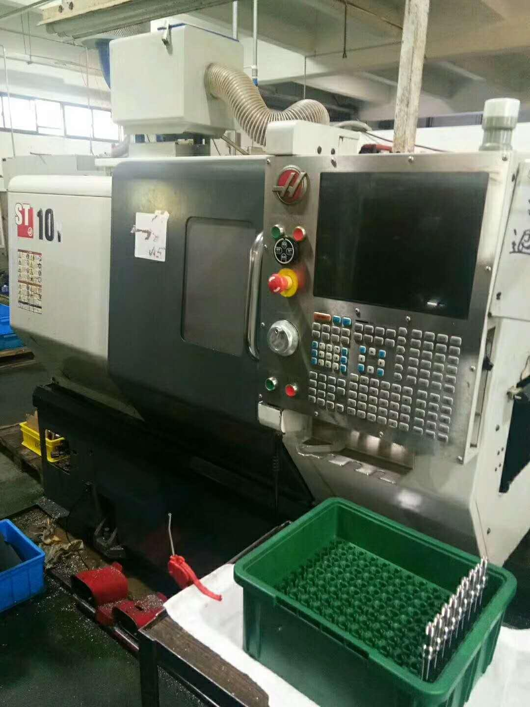 USA HAAS ST-10 turning & milling combination 1