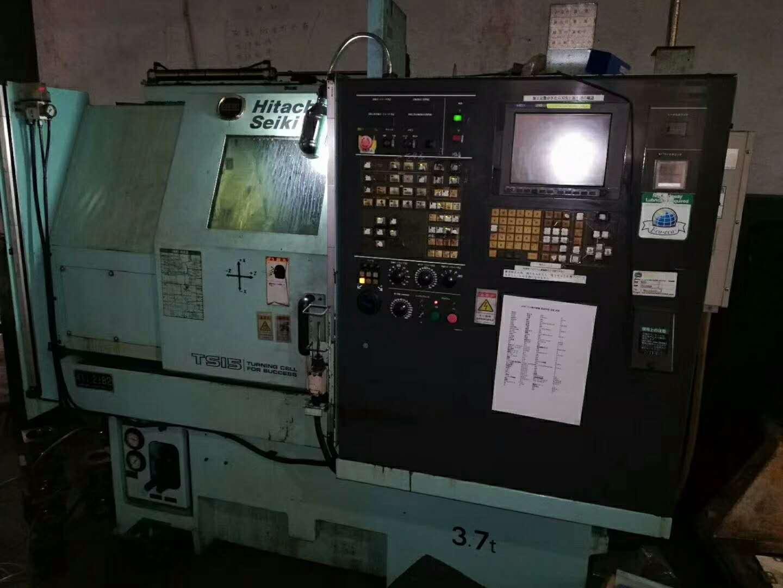 Imported Hitachi TS-15 turning & milling combination 1
