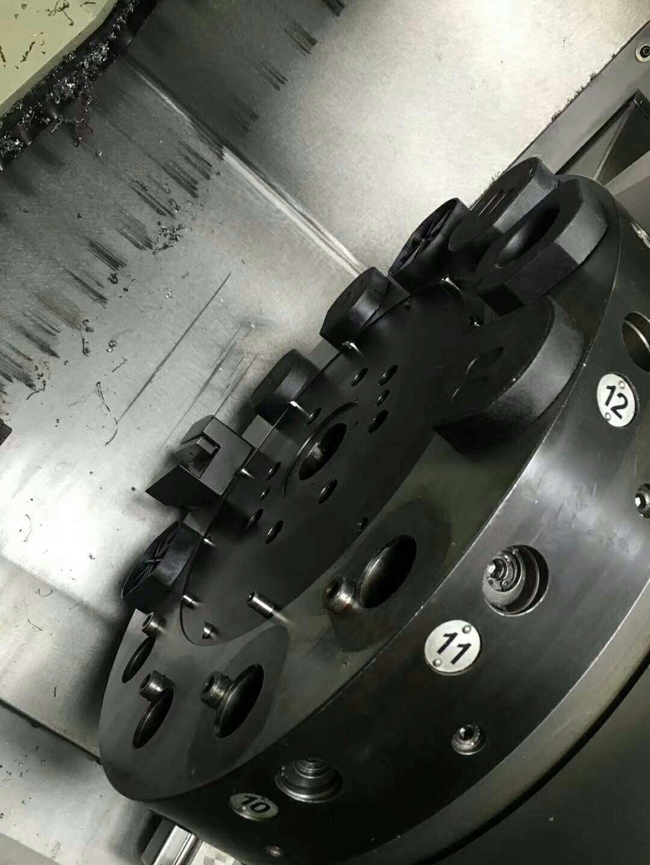 DMG CTX410 CNC slant lathe 2