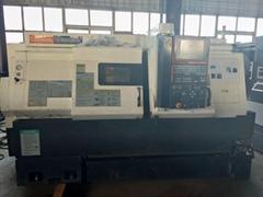 Used Mazak QTN200II L/100 CNC Lathe