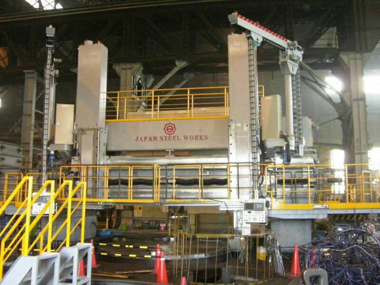 Japan LT15 6300 CNC Vertical Lathe 1