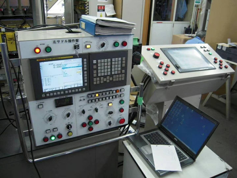 Japan LT15 6300 CNC Vertical Lathe 2