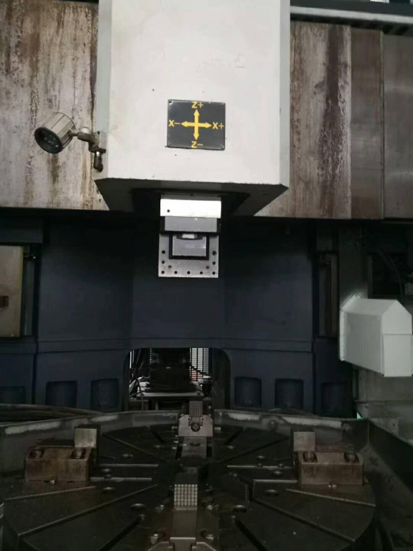 Taiwan KVL1200ATC CNC Vertical Lathe 2
