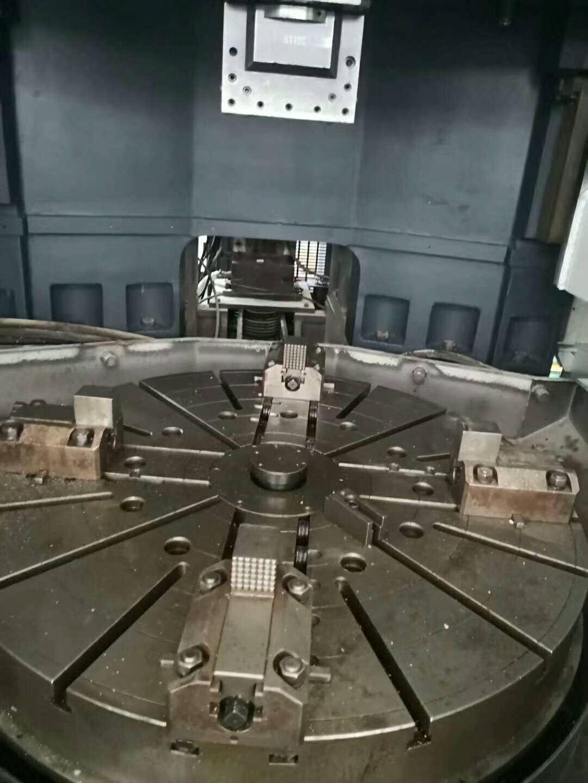 Taiwan KVL1200ATC CNC Vertical Lathe 3