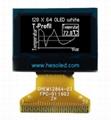 OLED Display 128×64 OLED Display 0.96