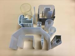 Led lens PMMA lens for led linear light wallwasher