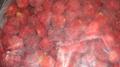 IQF frozen strawberry