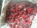 Frozen Strawberry with Sugar