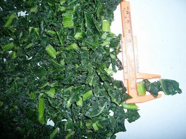 冷冻菠菜 2
