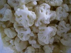 冷凍白花菜