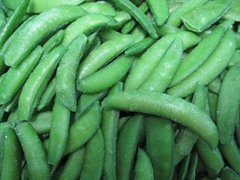 冷凍甜豌豆