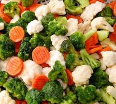 冷冻3种混合菜