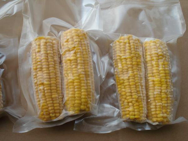 冷凍玉米粒 5