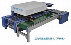 ZHRS200B-2 heat shrinkable tube heating and shrinkage machine