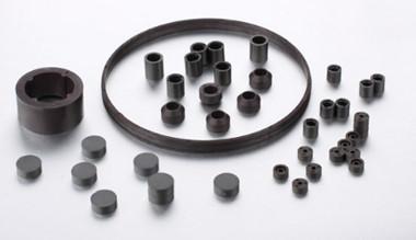 Multipole Neodymium Bonded NdFeB magnet for micro motor 1