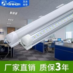 t8灯管LED灯一体管