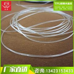 圆形1.5mm透明水晶绳