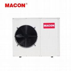 MACON side fan metal shell air to water heat pump water heater