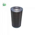 Replace hydraulic oil filter 60012123