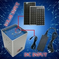 Portable complete solar photovoltaic kits home lighting system for outdoor 2