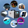 Portable mini free solar energy generator for small home appliance 5