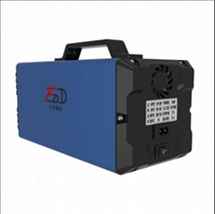 288wh Lithium Ion Battery Backup Pack  Ac Inverter Portable Power Station