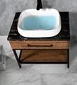 愛尚衛浴櫃廠家直銷AS-6129-800多層實木浴室櫃 3