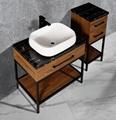 愛尚衛浴櫃廠家直銷AS-6129-800多層實木浴室櫃 4