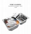 愛尚衛浴櫃廠家直銷AS-P610A廚房水槽 3