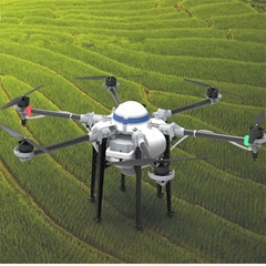 10kg Payload Crop Sprayer Uav Drone Spraying Agriculture UAV